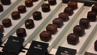 Превью фото о Магазине шоколада Pierre Marcolini