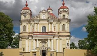 Превью фото о Костеле Св. Петра и Павла