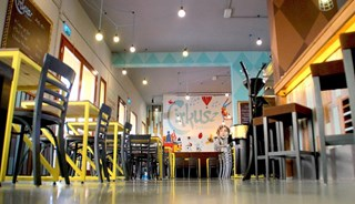 Превью фото о Кафе Cirkusz