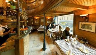 Превью фото о Итальянском ресторане Da Sergio