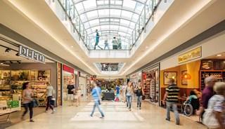 Превью фото о Торговом комплексе DEZ Einkaufszentrum