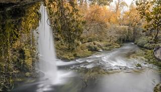 Превью фото о Дюденских водопадах