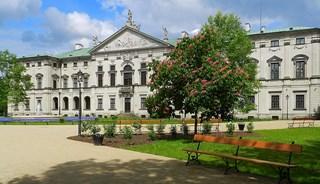Превью фото о Дворце Красинских