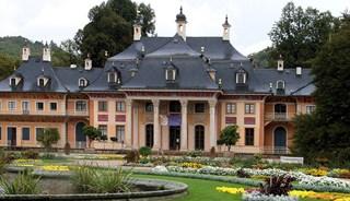 Превью фото о Дворце-замке Пильниц