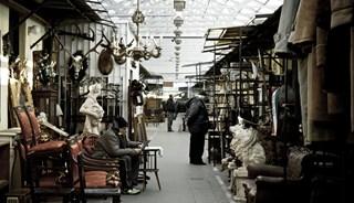 Превью фото о Блошином рынке Эскери Пиак