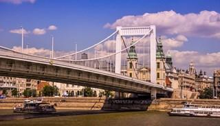 Превью фото о Мосте Эржебет