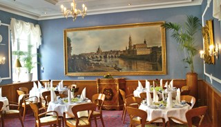 Превью фото о Элитном ресторане Coselpalais