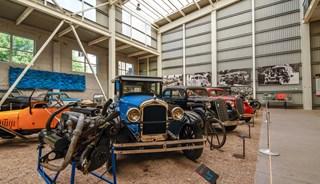 Фото Музей энергетики и техники