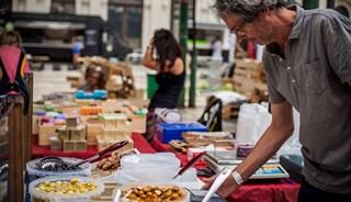 Превью фото о Фермерском рынке Swiebodzki