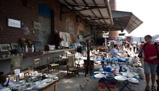 Превью фото о Блошином рынке Mlyn Sulkowice