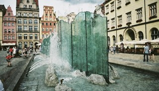 Превью фото о Фонтане на Рыночной площади