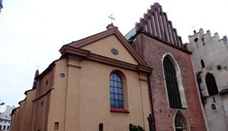 Превью фото о Францисканском костеле