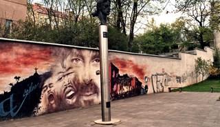 Превью фото о Памятнике Фрэнку Заппа