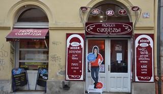 Превью фото о Кафе-кондитерской Frohlich Kose