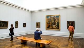 Превью фото о Галерее живописи