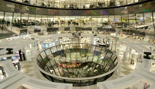 Превью фото о Торговом центре «Galeries Lafayette»