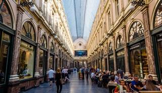 Превью фото о Универмаге Galeries Royales Saint-Hubert