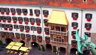 Превью фото о Доме с золотой крышей