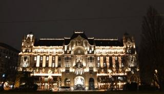 Превью фото о Дворце Грешем