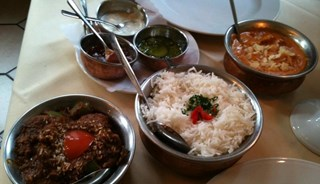 Превью фото о Индийском ресторане Haveli