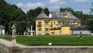 Превью фото о Замке Хелльбрунн
