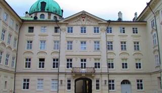 Превью фото о Императорском дворце Хофбург