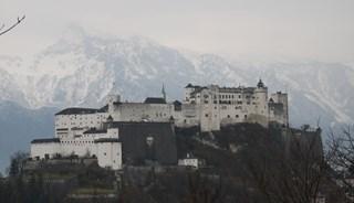 Превью фото о Крепости Хоэнзальцбург