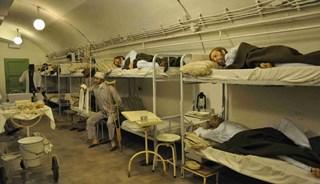 Превью фото о Музее Больница в скале