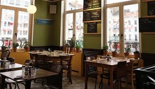 Превью фото о Ресторане Houtsiplou