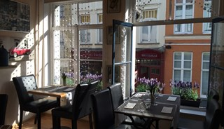 Превью фото о Ресторане In Den Wittenkop
