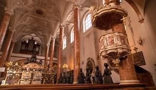 Превью фото о Церкви Хофкирхе