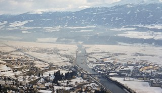 Превью фото о Innsbrucker Nordkettenbahnen