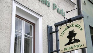 Превью фото о Ирландском пабе Limerick Bill's