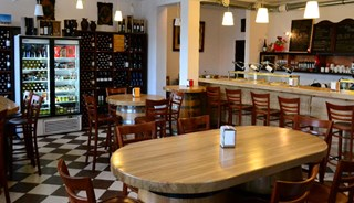 Превью фото о Испанском ресторане La Vina