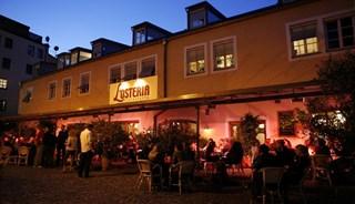 Превью фото о Итальянском ресторане L'Osteria