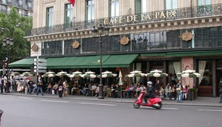 Превью фото о Кафе De la Paix