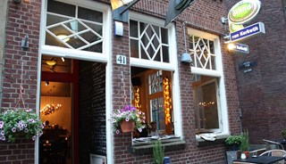 Превью фото о Кафе-ресторане Van Kerkwijk