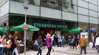 Превью фото о Кафе Starbucks