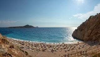 Превью фото о Пляже Kaputas