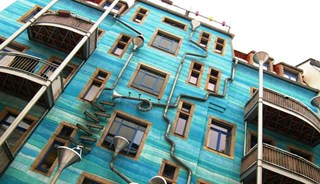 Фото Художественный центр Kunsthofpassage