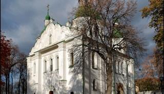 Превью фото о Кирилловской церкви