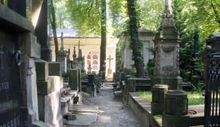 Превью фото о Кладбище Старые Повонзки