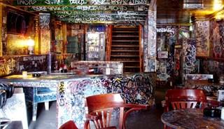 Превью фото о Кофешопе «Hill Street Blues»