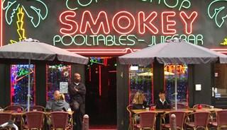 Превью фото о Кофешопе Smokey