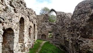 Превью фото о Развалинах Кокнесского замка