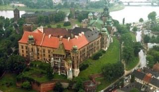 Превью фото о Королевском замке в Вавеле