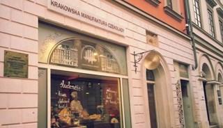Превью фото о Краковской Мануфактуре Шоколада