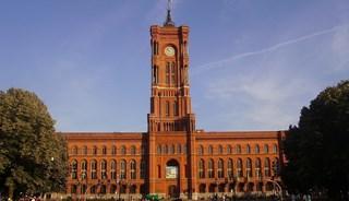 Превью фото о Красной ратуше