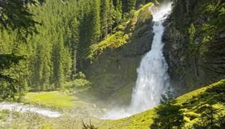 Превью фото о Криммльских водопадах