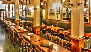 Превью фото о Ресторане А la Mort Subite